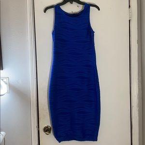 Knee length dress